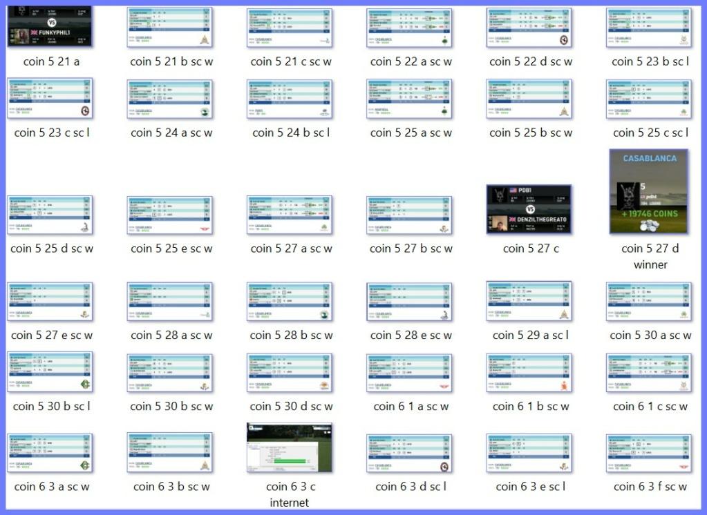 PCEA COIN SCORECARDS , REIMBURSEMENTS , ETC Block_18