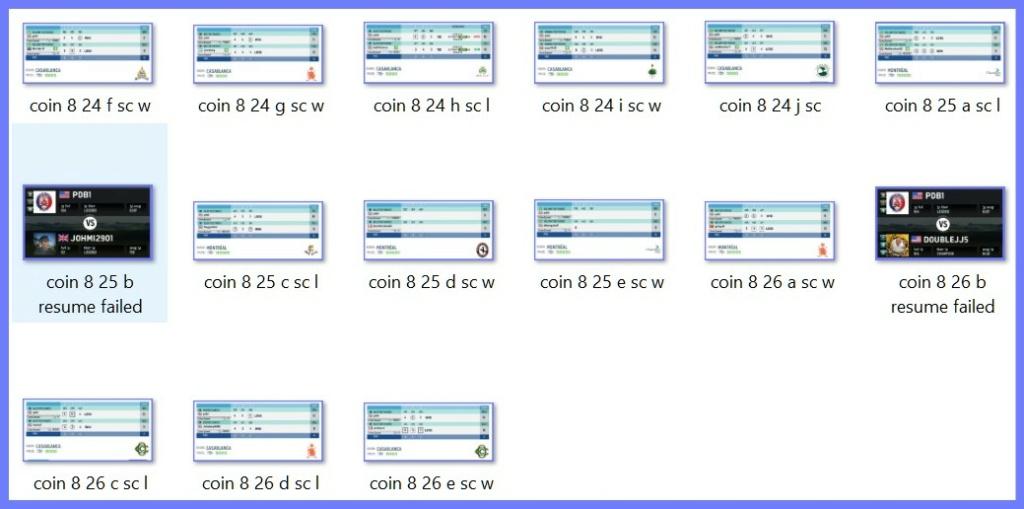 PCEA COIN SCORECARDS , REIMBURSEMENTS , ETC Block_44
