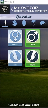 HOW TO CHANGE YOUR AVATAR FROM MALE TO FEMALE IN WGT NEW PLATFORM Click_16