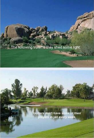 SIMPLE GOLF & RANDOM  FACTS Golf2110