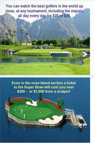 SIMPLE GOLF & RANDOM  FACTS Golf6110