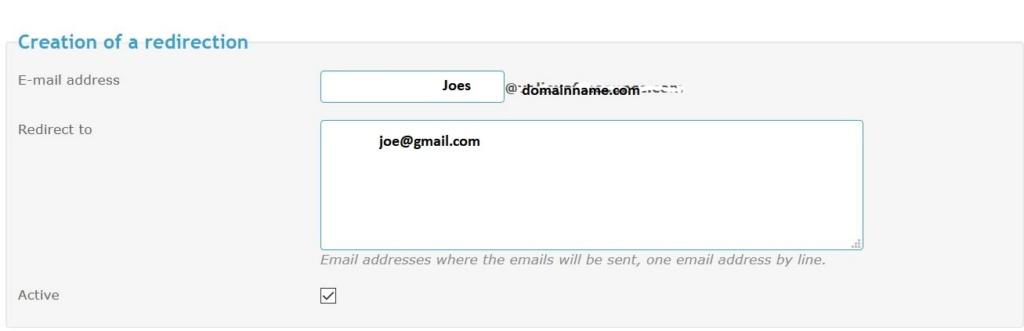 redirecting webmail Webmai10
