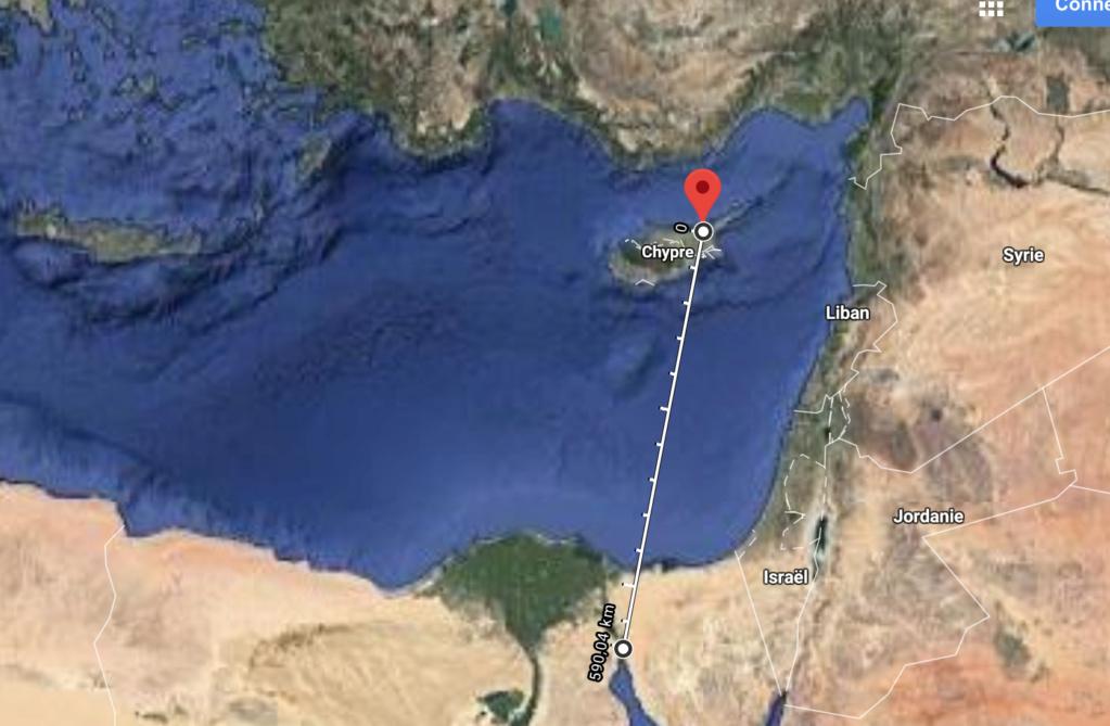 Tensions en Méditerranée Orientale  Captur16