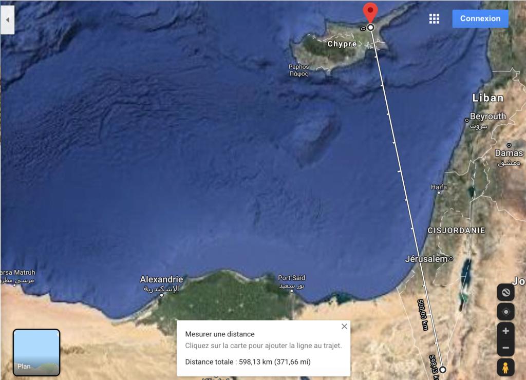Tensions en Méditerranée Orientale  Captur18