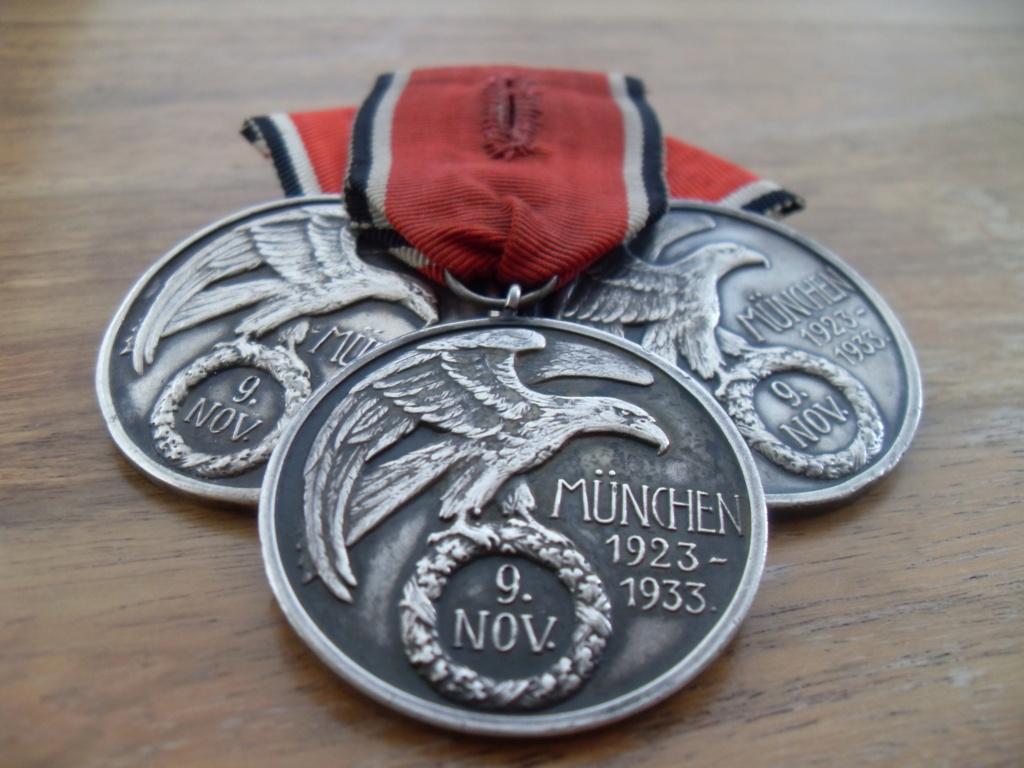 """Médaille de l'Ordre du Sang """"Blutorden"""" Glass_10"""