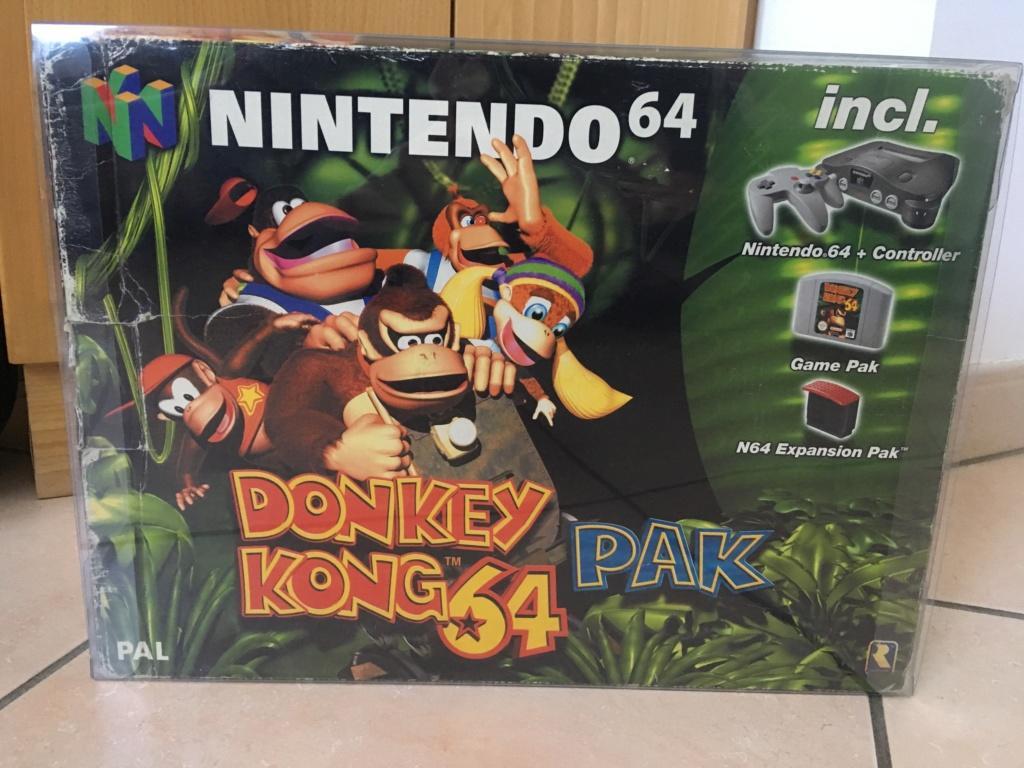 [VENDU] N64 Pack DK + Mario Kart 64 Img_0413