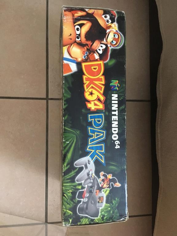 [VENDU] N64 Pack DK + Mario Kart 64 Img_0414