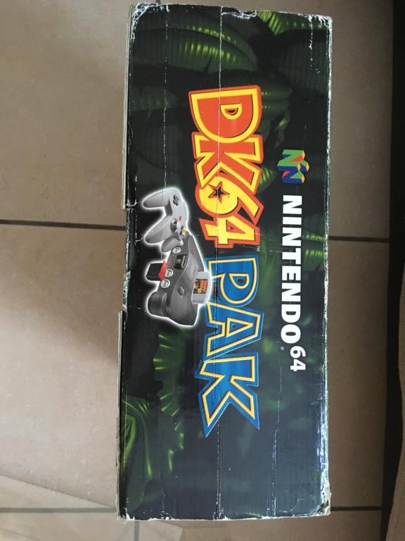 [VENDU] N64 Pack DK + Mario Kart 64 Img_0416