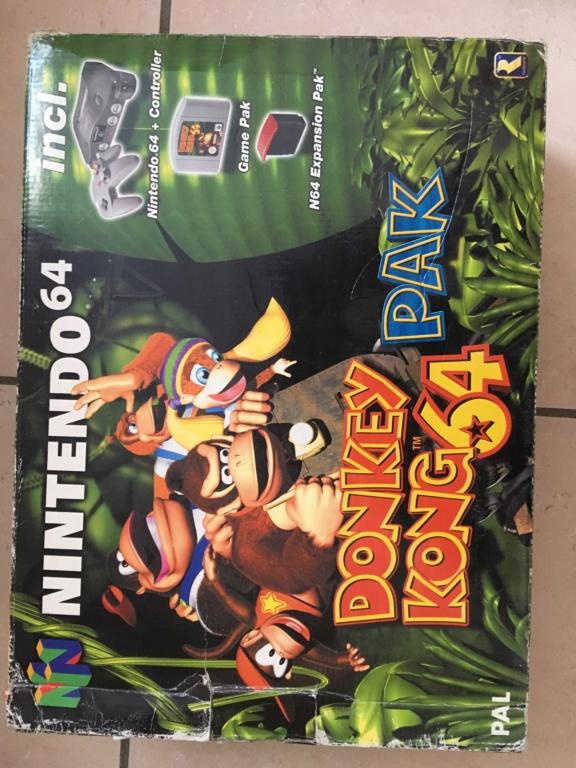 [VENDU] N64 Pack DK + Mario Kart 64 Img_0418
