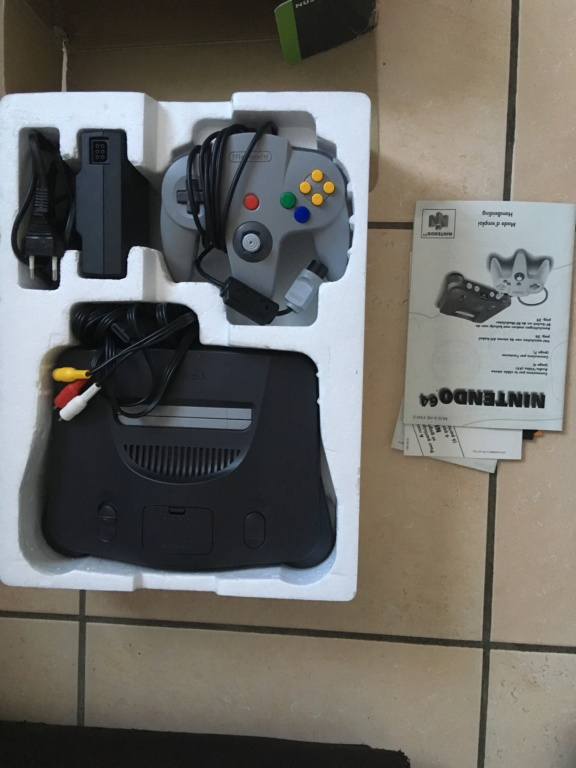 [VENDU] N64 Pack DK + Mario Kart 64 Img_0419
