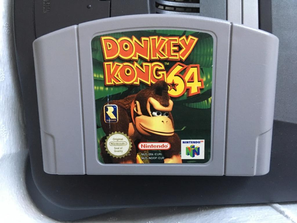 [VENDU] N64 Pack DK + Mario Kart 64 Img_0420