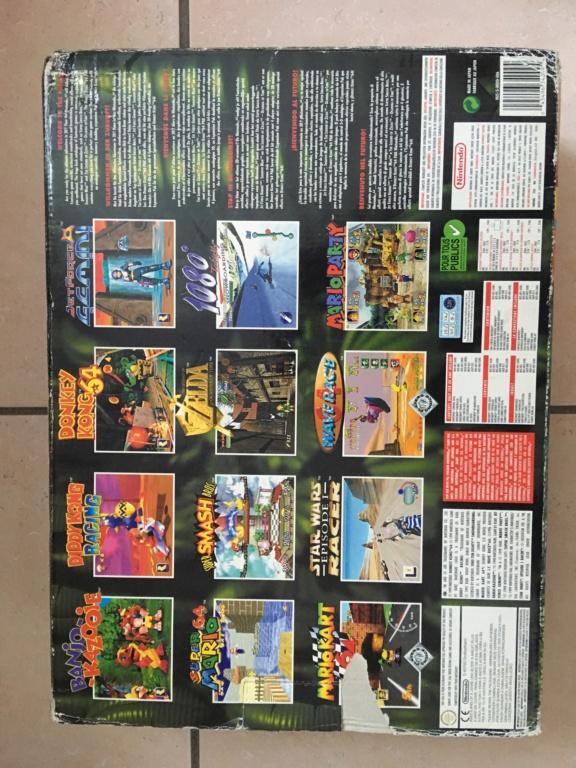 [VENDU] N64 Pack DK + Mario Kart 64 Img_0421