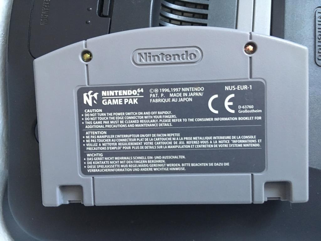 [VENDU] N64 Pack DK + Mario Kart 64 Img_0424