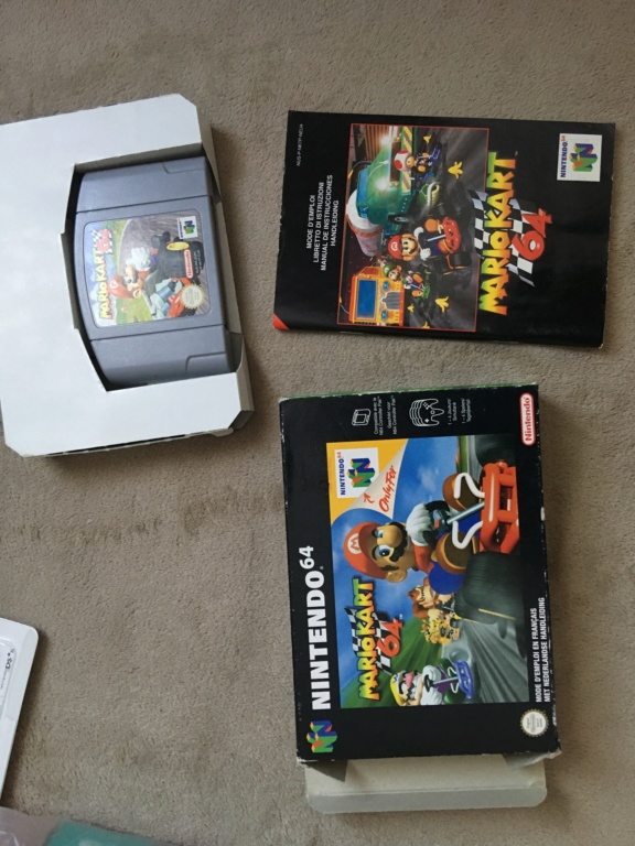 [VENDU] N64 Pack DK + Mario Kart 64 Img_0433