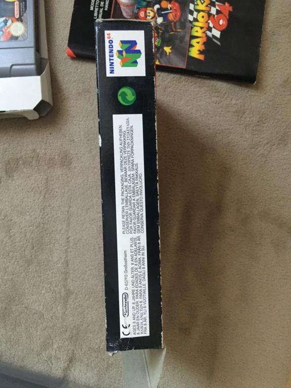 [VENDU] N64 Pack DK + Mario Kart 64 Img_0434