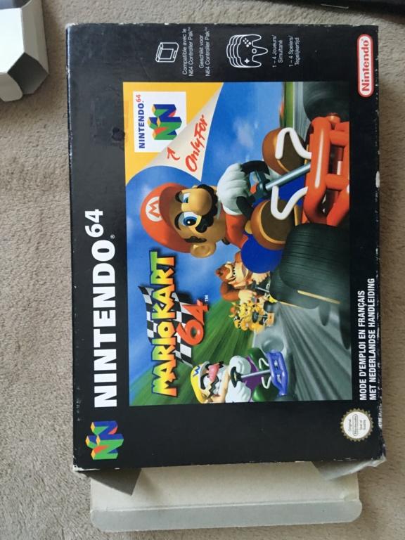 [VENDU] N64 Pack DK + Mario Kart 64 Img_0435