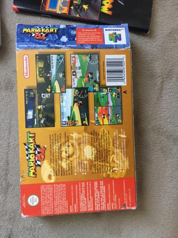 [VENDU] N64 Pack DK + Mario Kart 64 Img_0436