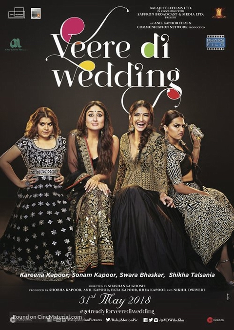 Descarga VEERE DI WEDDING (2018) Sub Español Latino Veere-11