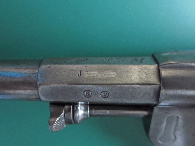 Problème cinématique et indexation sur revolver 1873 Img_2811