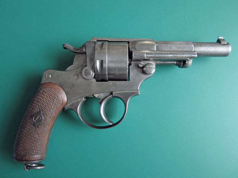 Problème cinématique et indexation sur revolver 1873 Img_2812