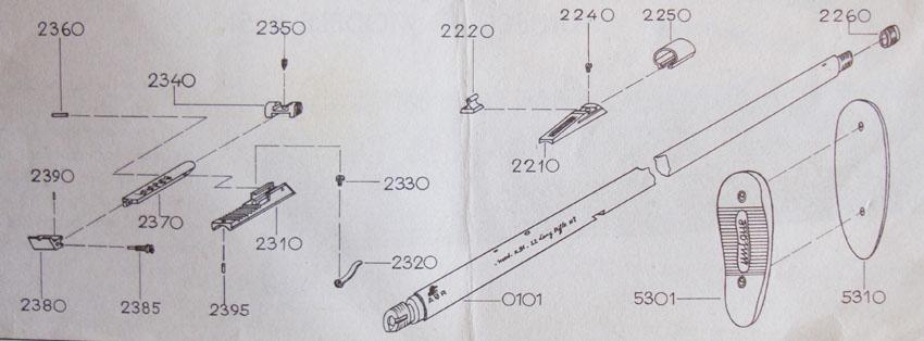 ResTauration canon carabine Dsc00611