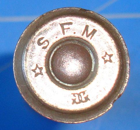 Cartouche à balle blindée de fusil Gras. Dsc09710