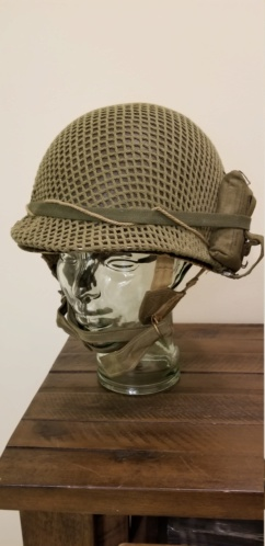 French Indochina Paratrooper M1 TAP/EO Helmet 20181116