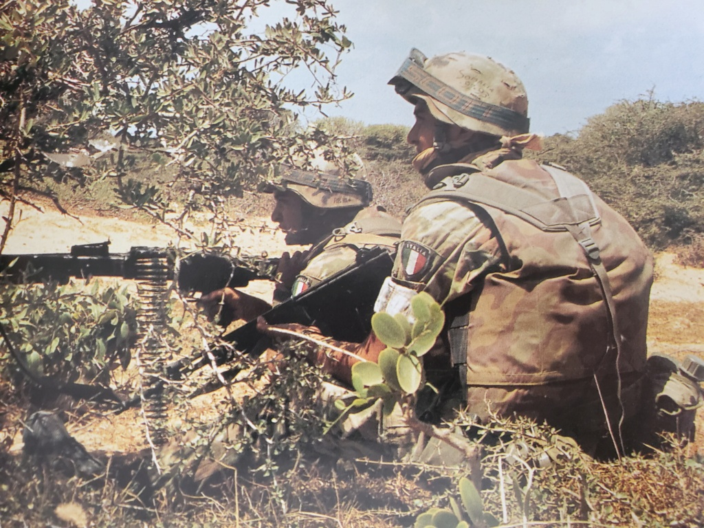 Italian Gear used in Somalia - Operation IBIS 1992-1994. 20200316