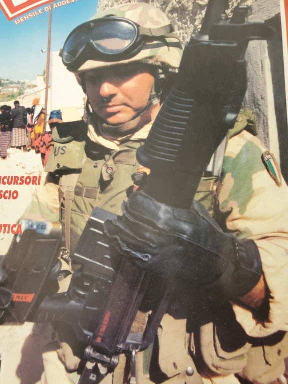 Italian Gear used in Somalia - Operation IBIS 1992-1994. 20200410