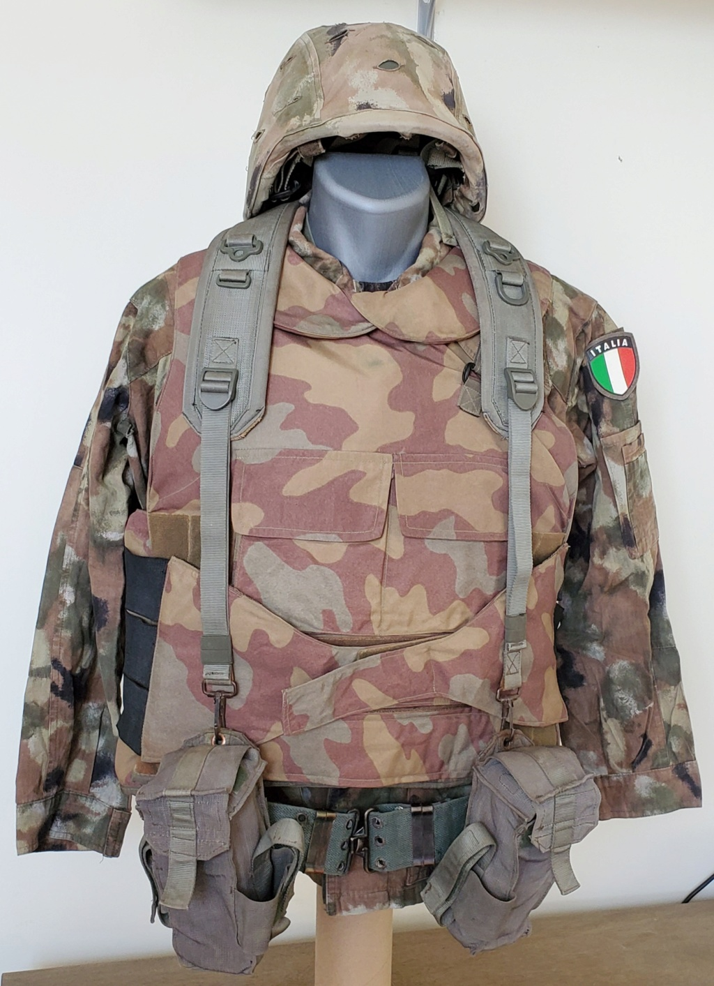 Italian Gear used in Somalia - Operation IBIS 1992-1994. 20200611