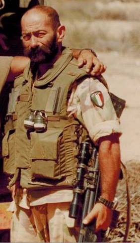 Italian Gear used in Somalia - Operation IBIS 1992-1994. _10