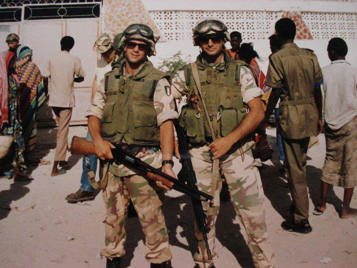 Italian Gear used in Somalia - Operation IBIS 1992-1994. _nono_10