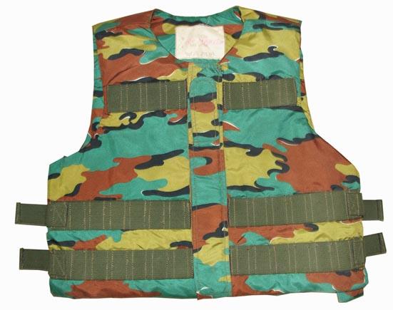 Belgian Body Armor Vest Cover Babel110