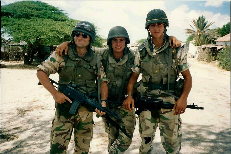Italian Gear used in Somalia - Operation IBIS 1992-1994. Ibis2_10
