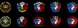 L'évolution de la Gendarmerie Nationale - Page 2 Badge10
