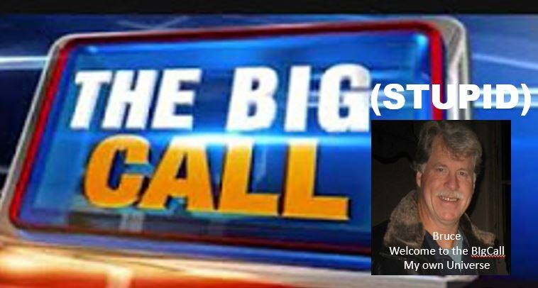 "The Big Call w/ Bruce ""Dingleberry"" Dawson Intel Notes by PinkRoses 8-7-18 Bruce_10"