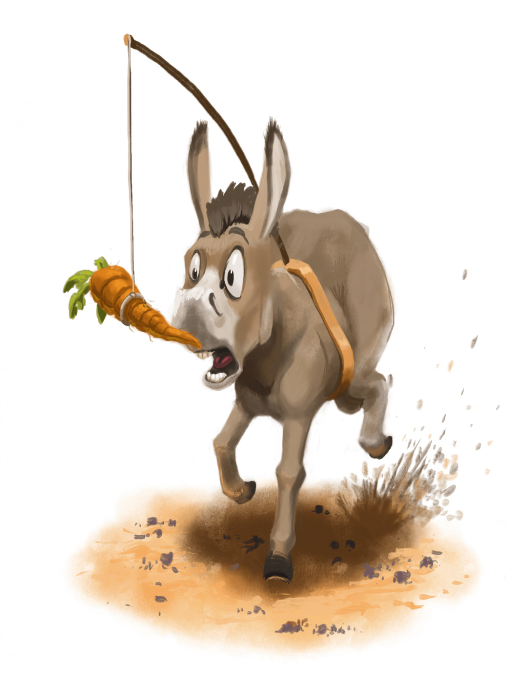 Another Day In Dinarland And It's Always Tomorrow...Over And Over Carrot10