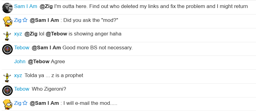 Who Is Deleting The Sam I Am Links At Iqdcalls Zig? Iqdcal11