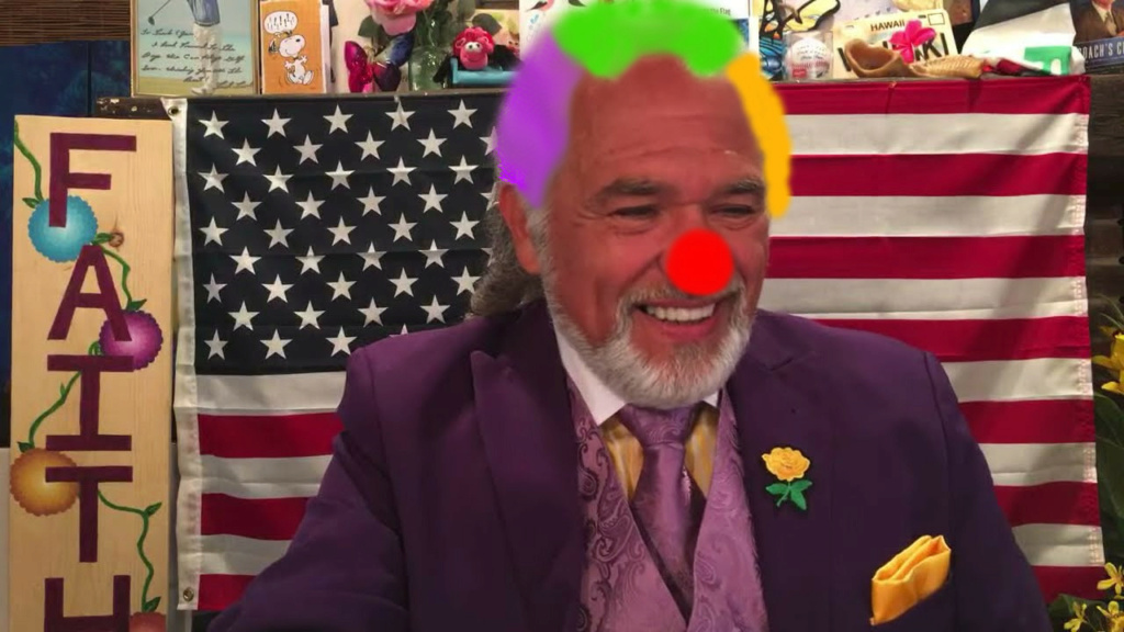 """Frank26: """"the border taxations, the new exchange rate, the new small category notes - all of that is going international afloat"""" (Frank Wore His Clown Suit Today LOL) 7/14/21 Maxres10"""