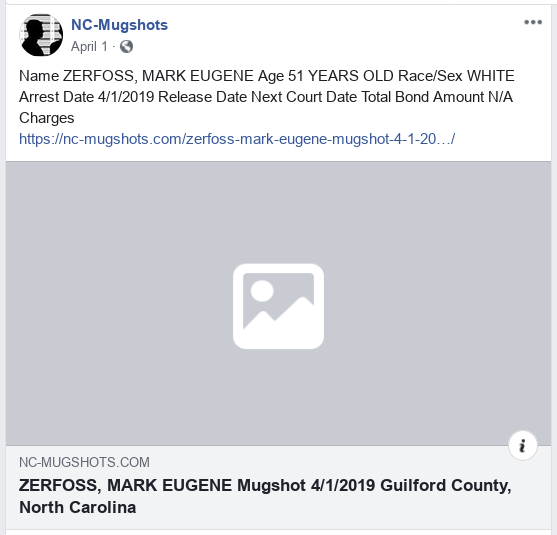 Mark Zerfoss (aka MarkZ) Intel On The Arrests Scree341