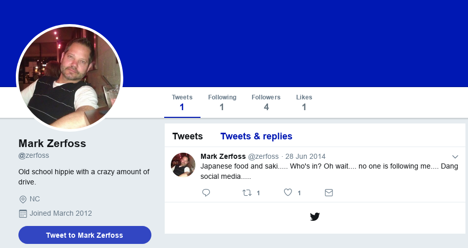 "Mark Zerfoss (aka MarkZ): ""they are waiting for Trump to okay things"" 7/19/19 Scree343"