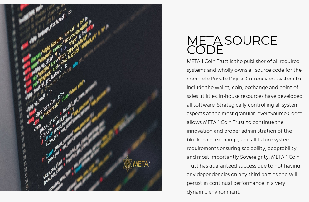 "Dave Schmidt's Meta1 Coin ""SOURCE CODE"" Revealed! Scree380"