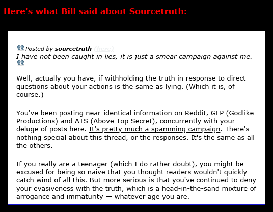 """Sourcetruth """"The Twitter Stalker"""" Proves The Matrix Cult Is A Scam! Scree511"""