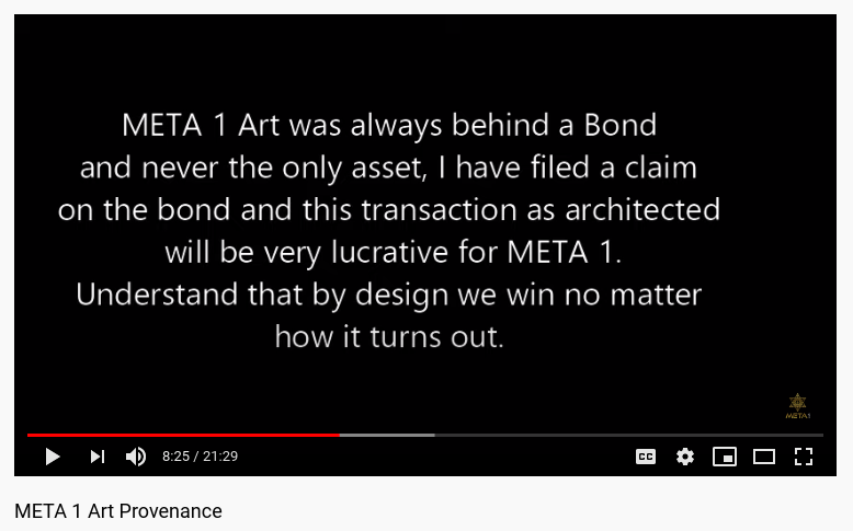 Dave Schmidt (Meta 1 Coin) Conducts Their Trial(s) Via YouTube! Scree532
