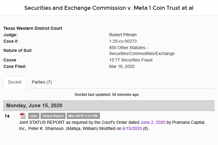 Help Dave Schmidt in Prison ! Send ALL Meta 1 Coin scammers to prison! Scree575