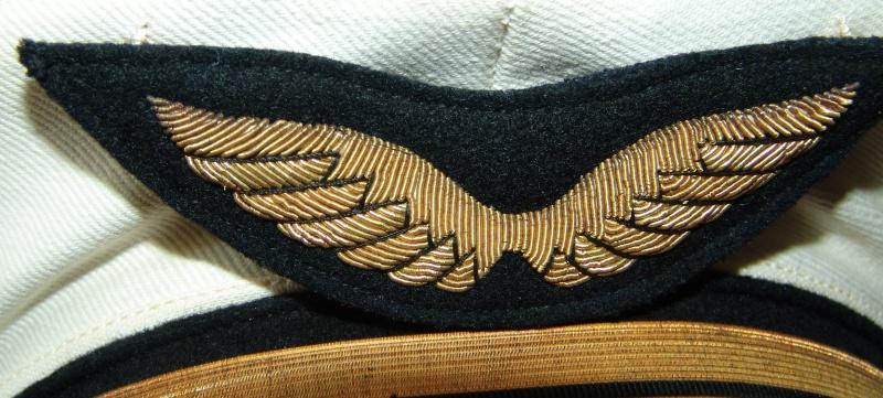 identification casquette aviateur? armé de l'air ou civile 48145410