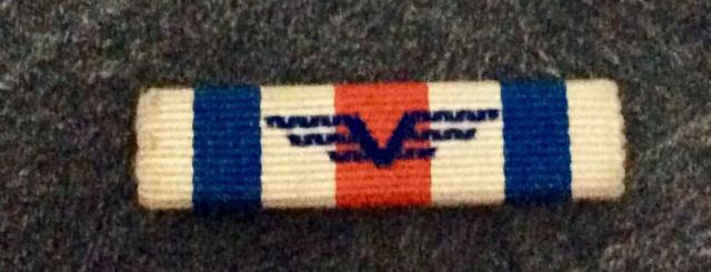 Barrette décoration santé armée de l'air  6b760b10