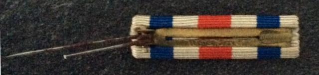 Barrette décoration santé armée de l'air  9e621710