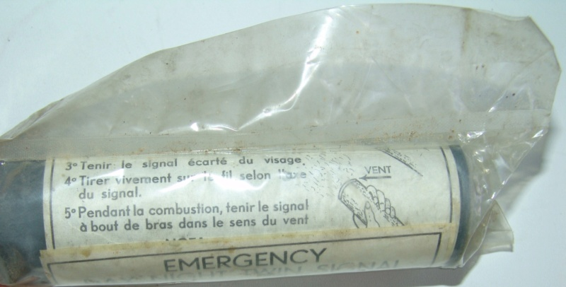 Aviation: Gilet de sauvetage Aérazur 17 - 1er type Dsc00049