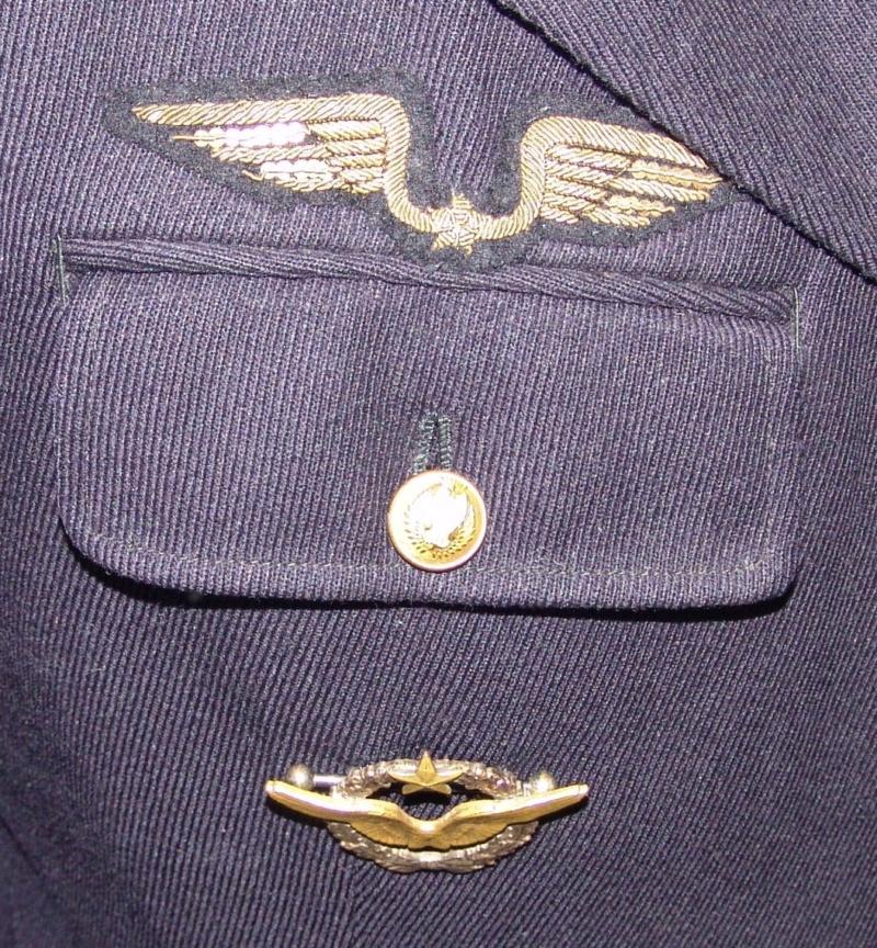 Général de brigade aérienne période Vichy - Aviation Dsc09538